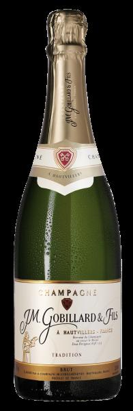 Champagne J.M. Gobillard & Fils TRADITION · Brut
