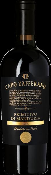 Capo Zafferano Primitivo di Manduria DOC